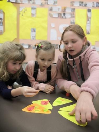обучение детей английскому языку в школе «Oxford House» фото 2