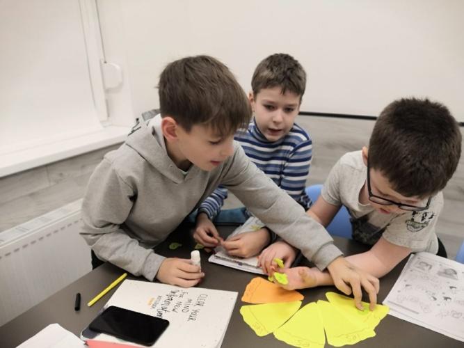 обучение детей английскому языку в школе «Oxford House» фото 5