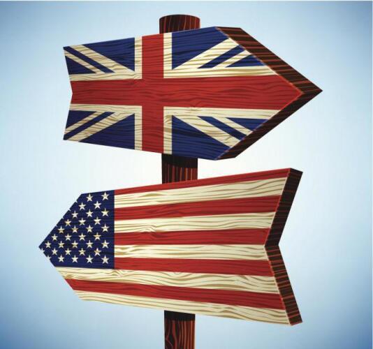 британский и американский английский язык