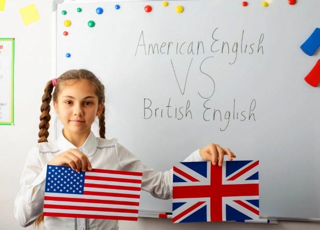 учить британский или американский английский язык?