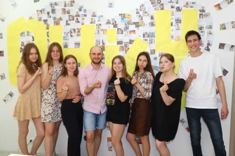 выпускники языковой школы «Оксфорд Хаус» 2021 фото 2